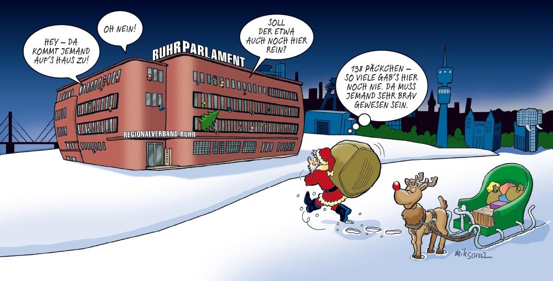 Comic Frohe Weihnachten.Frohe Weihnachten Und Einen Guten Rutsch Ins Jahr 2015 Die Grünen